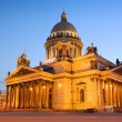 St. Isaac's Cathedral - Foto Stock
