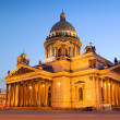 St. Isaac's Cathedral — Stockfoto