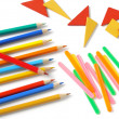 Primary school supply — Stockfoto