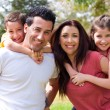 Happy Family — Stock Photo #3040738