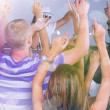 Dancing in the party club — Stock Photo #3309307