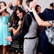 Stock Photo: Lets dance