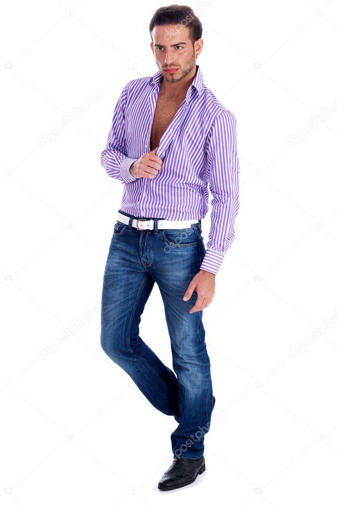 男生过年服装搭配技巧