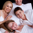 Family portrait - Foto de Stock  