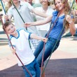 Its time to swing — Stock Photo #3606084