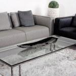 Modern luxury living room — Stock Photo