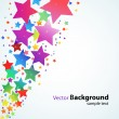 Vector stary background — Stock Photo