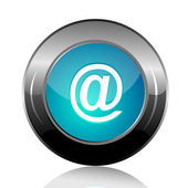 Vector email icon — Stock Photo