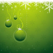 Sparkling christmas wallpaper — Stock Photo