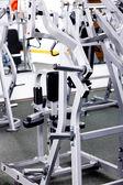 Utrustning av gym — Stockfoto