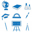 Education icon — Stock Photo #4164497