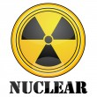 Royalty-Free Stock Photo: Nuclear symbol