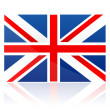 London flag — Stock Photo