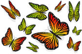 Butterfly 2 — Stock Photo