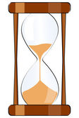 Hour glass — Foto de Stock