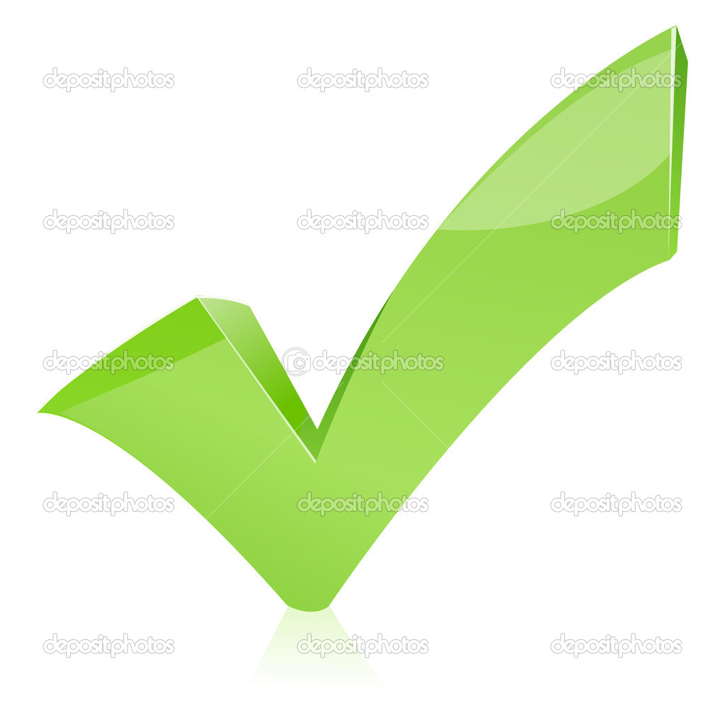 Images Green Check Mark Green Check Mark Isolated on
