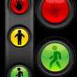 Traffic lights - Stockfoto