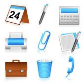 Office stationery — Stock Photo