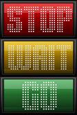 Traffic signal — Stock Photo