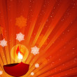 happy diwali — Stock Photo