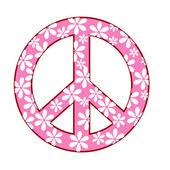 Symbol pokoju — Zdjęcie stockowe