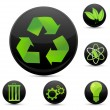 Recycle icons — Stock Photo #4285071