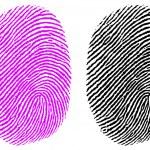 Thumb impression — Stock Photo #4317235