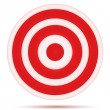 Target board — Stock Photo #4360045