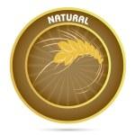 Natural grain — Stock Photo