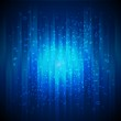 Abstract binary background — Stock Photo
