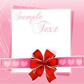 Valentine karty — Zdjęcie stockowe