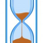 Stunden Uhr — Stockfoto