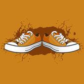 Men shoes — Stock Photo