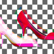 Fancy shoes — Stock Photo