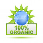 100% organic — Stock Photo #5044701