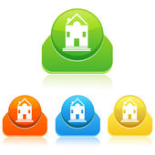 Home tags — Stock Photo