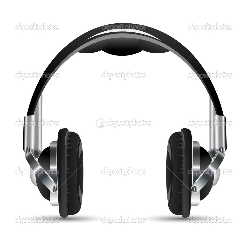 Headphone — Stock Photo © get4net #5044369