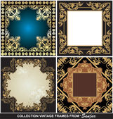 复古框架 — 图库矢量图片