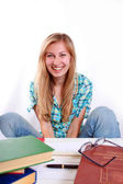 Female student . — Stock Photo
