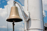 Sailing bell — Stock Photo