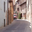 Stock Photo: Side street