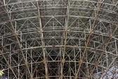 Stål web — Stockfoto