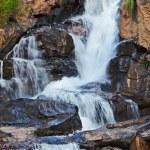 Athukadu Waterfall — Stock Photo