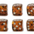 Dice set - Stock Photo