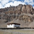 House in Himalaya mountains — Stok fotoğraf
