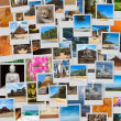 Collage of Sri Lanka images — Stock Photo