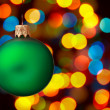 Christmas ornament — Stock fotografie #3757419