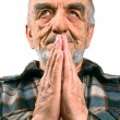 Elderly man — Stock Photo #2783914