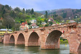 The Karl Theodor Bridge — Stock fotografie