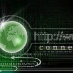 Internet concept — Stock Photo #3253856